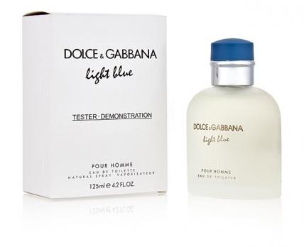 Тестер Dolce & Gabbana Light Blue (125ml)