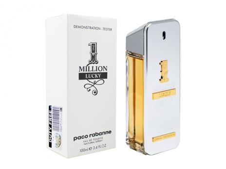 Тестер Paco Rabanne 1 Million Lucky (100ml)